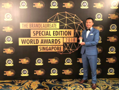 SP Jain wins Best <br>International Brand in<br> Education Management Award