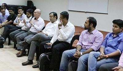 Alumni Mixer in Singapore