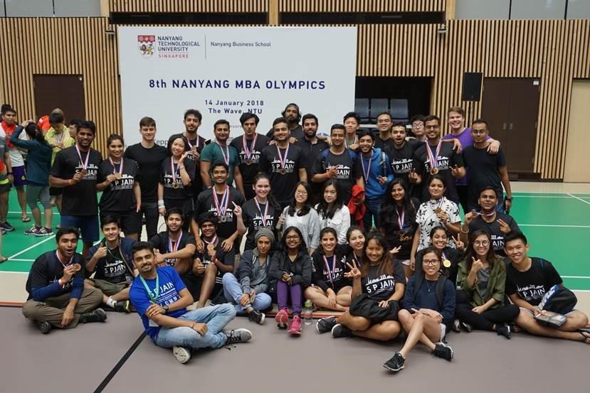 Nanyang MBA Olympics
