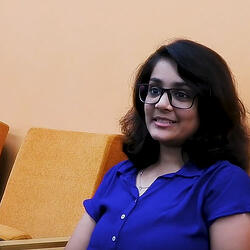 How is SP Jain helping Hetvi Dedhia prepare for her dream career?