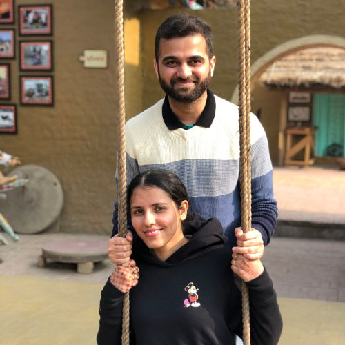Meet-the-couple-climbing-the-ladder-of-success-together