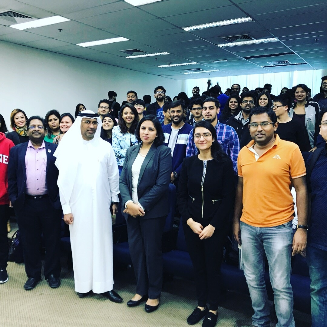 Gauging the UAE Financial Market & SCA – Global Learning at the Dubai Campus