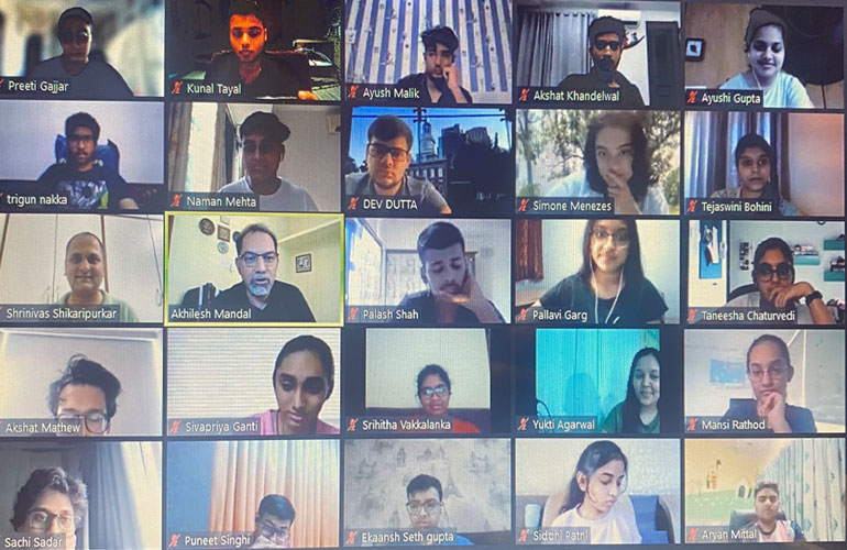 Working across Diverse Cultures – A guest session by Akhilesh Mandal