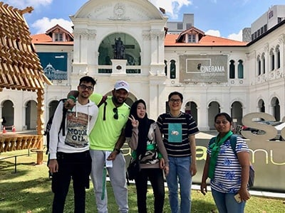 Amazing Race – Postgraduate Students