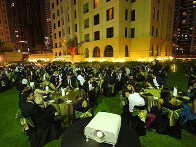 Hollywood Glamour Themed Farewell – BBA Jaguars bid Adieu to Dubai as They Move to Sydney