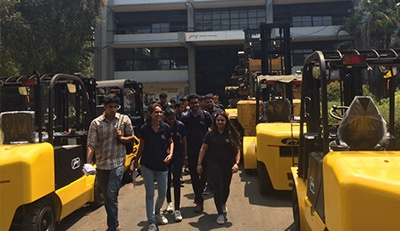 BBA Mumbai Jags turn into CSR Consultants for a day!!