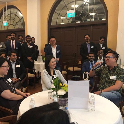 Human Library at Singapore with 12 Inspiring Thought Leaders