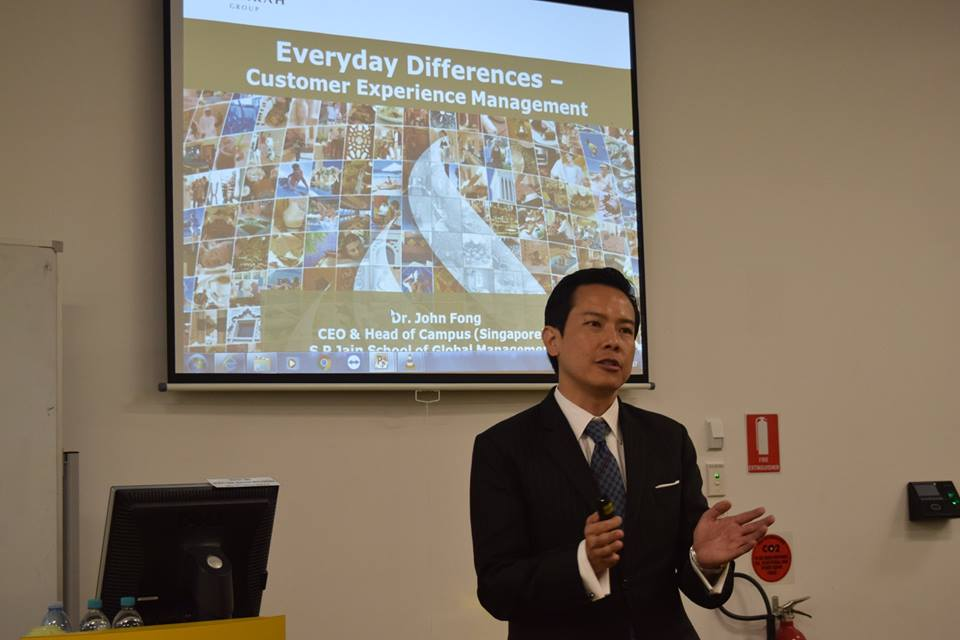 Everyday Differences: Customer Experience Management with Dr. John Fong