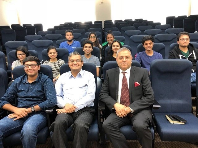 Guest Session with Mr. Paresh Kotecha