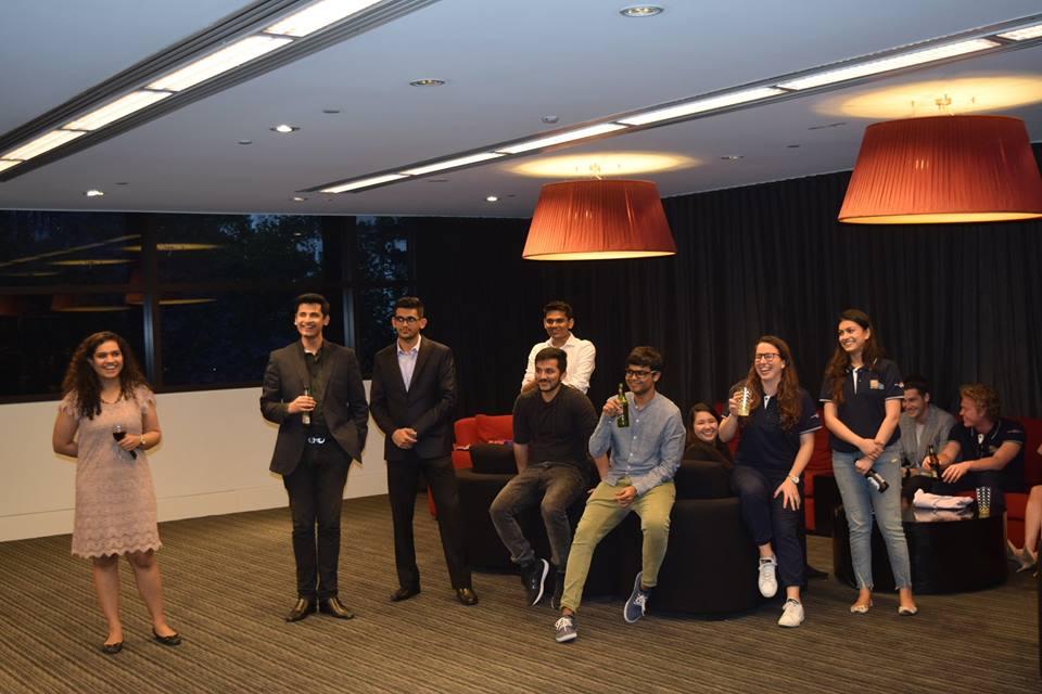 SPJ Alumni Meet Sydney