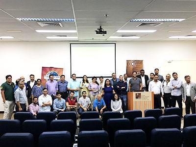 The Value of Commitment - SP Jain Toastmasters Club Dubai Meets