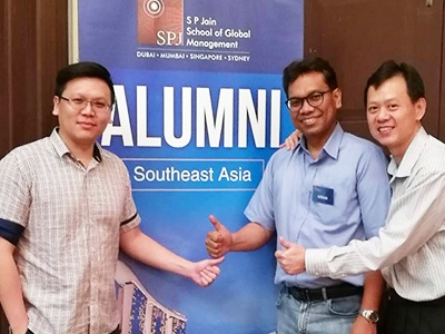 SP Jain Xpressions – Alumni Come Together at the Singapore Campus