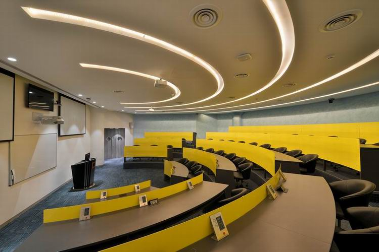 Mumbai campus lecture theatre