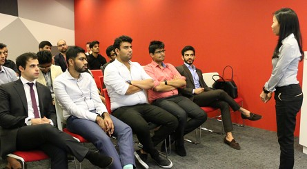 The Importance of Understanding your Brand Purpose and Customer – PG Students Visit Property Guru