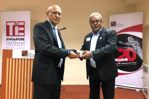 Mr. Suresh Kumar, Director (Alumni Relations)