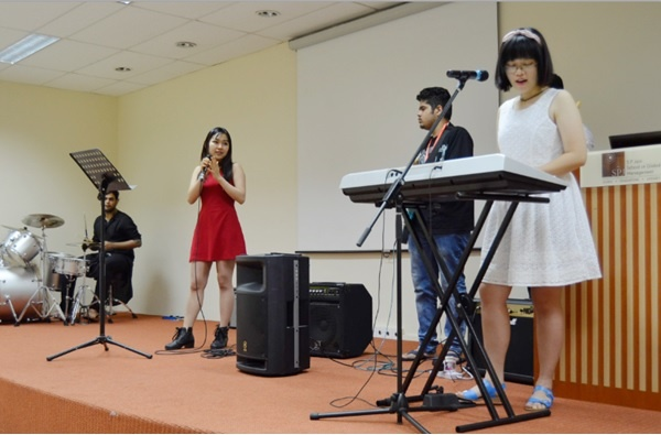 SP Jain hosts Cultural Night to Welcome Postgraduate Students to the Singapore Campus