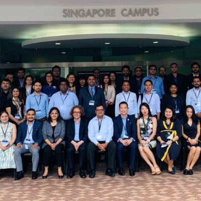 SP Jain hosts over 60 agents and counsellors at the Annual Educators' Summit 2018 in Singapore