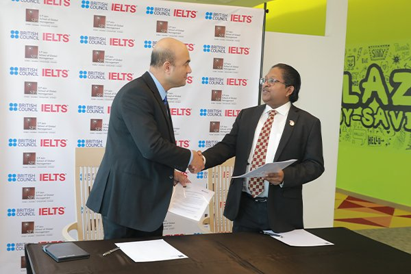 SP Jain signs strategic MoU with the British Council