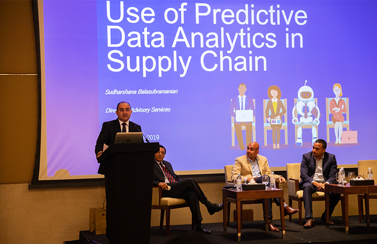 SP Jain hosts Supply Chain Management Conclave 2019