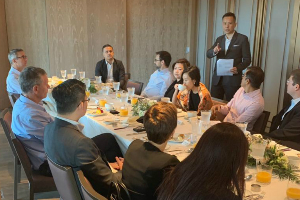 SP Jain leads the conversation at CFO Power Breakfast Series