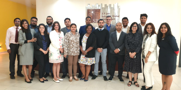 SP Jain hosts the Annual Agents' Meet in Dubai