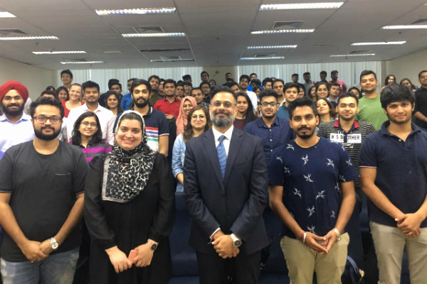 Future of Work – Global Learning with Abhilash Misra, CEO of NSE Academy