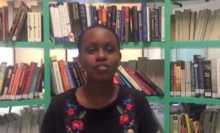 Isabane Harmonie Muhumulisa (BBA 2018) shares her SP Jain Global experience
