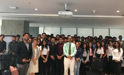 Visit to Godrej One – Learning how to innovate in the age of disruption