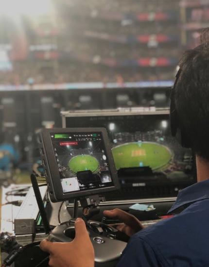 Quidich at the IPL 2018