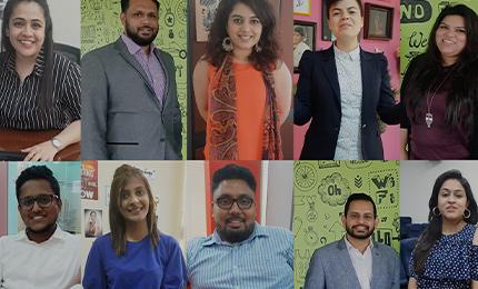 SP Jain Global's Dubai family welcomes the Postgraduate Class of September 2018