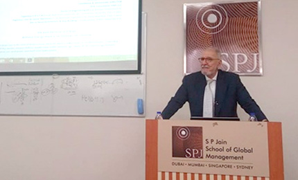 Geopolitics of Energy & its Impact on Business – Dr Dimitrios Kokkinos