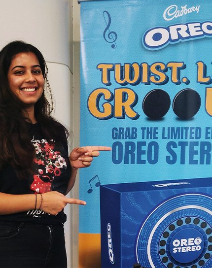 Sweetening Up E-Commerce – Saveri Philkana's Summer Internship at Mondelez