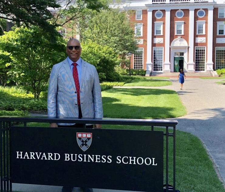 Dr Balakrishna Grandhi visits USA's top educational institutions