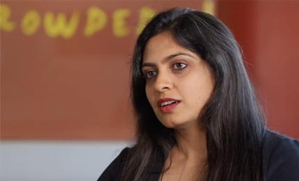 Khyati Bhatt (GMBA 2005) explores non-verbal communication through Simply Body Talk