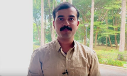 Rajat Chandra Mathur (GMBA'19) talks about his SP Jain admissions experience