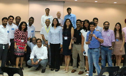 Staying Prepared for Volatile Markets – Alumni Mixer in Singapore