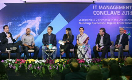 CNBC covers SP Jain's IT Management Conclave 2018