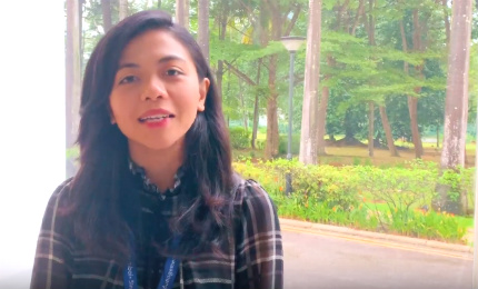 Ratu Nida (GMBA'19) shares tips for studying MBA at SP Jain