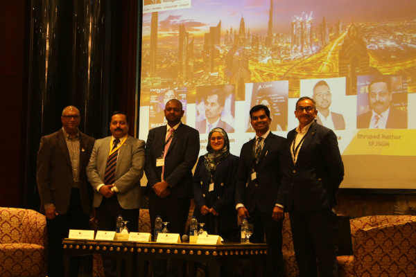 SP Jain hosts its first Corporate Partners Meet in Dubai
