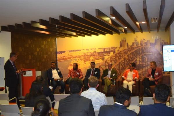 Building Successful Digital Enterprises: SP Jain hosts IT Management Conclave 2018 at Sydney Campus