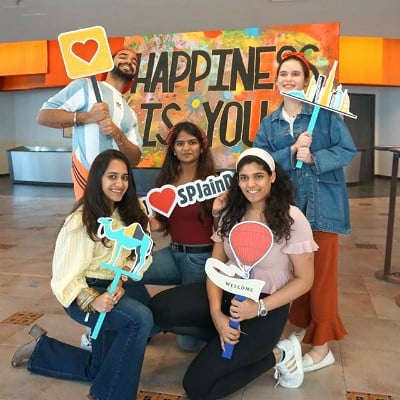 SP Jain Jaguars celebrate Spirit Week 2018 at Dubai Campus